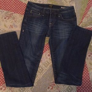 Anoname skinny jeans size 25